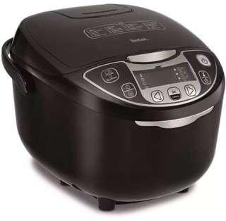 Electric Rice cooker with adjustable timer