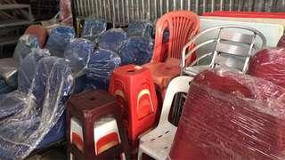 Plastik chair