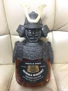 NIKKA WHisky 日本武士 威士忌