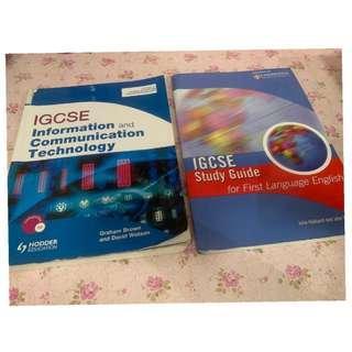 Buku IGCSE Information & Communication Technology dan Study Guide