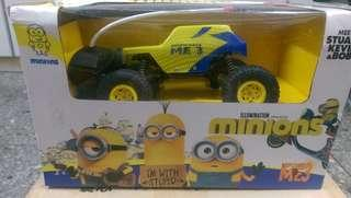 🚚 MINIONS R/C CAR