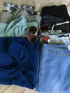Tops and Bottoms 👚👖👓