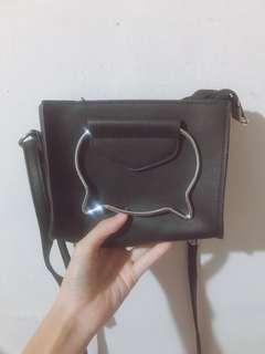 Cat Mini-Sling Bag