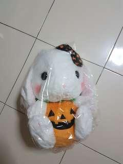 S> Pote Usa Loppy Halloween Rabbit Plush Collection (BIG)