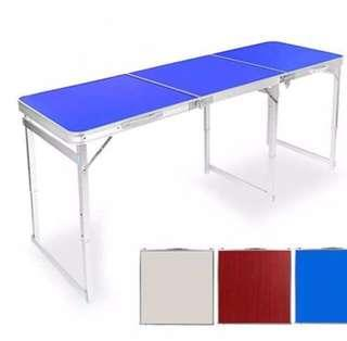 180*60 strong foldable height adjustable table
