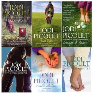 EBOOKS: Jodi Picoult's books