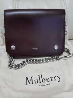 Mulberry chain bag handbag 手袋