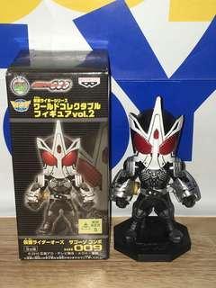 🎉日版 WCF 幪面超人 Kamen Rider KR-009 OOO SAGOHZO 1⃣️款(SHF 真骨彫 SIC 匠魂 RAH 極魂 RMW 名將 ONE PIECE 海賊王 XPLUS 龍珠 大蛋 DWC 超合金魂 Kubrick Bearbrick POP EXQ SDX)