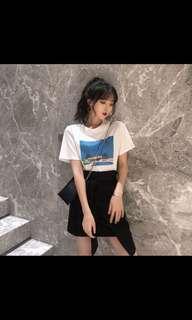 🚚 casual summer tshirt