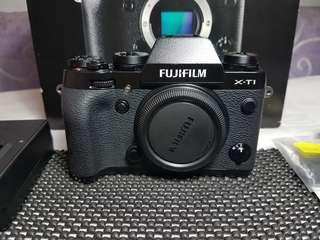 Fujifilm X-T1 XT1 Body Only Good Condition