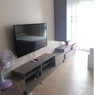 Fully Furnished Studio Condo Unit