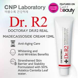 CNP Doctoray Dr.R2 Real Madecassoside Cream50ml