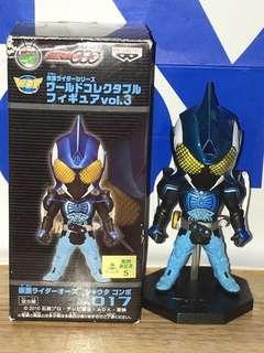 🎉日版 WCF 幪面超人 Kamen Rider KR-017 OOO SHAUTA  1⃣️款(SHF 真骨彫 SIC 匠魂 RAH 極魂 RMW 名將 ONE PIECE 海賊王 XPLUS 龍珠 大蛋 DWC 超合金魂 Kubrick Bearbrick POP EXQ SDX)