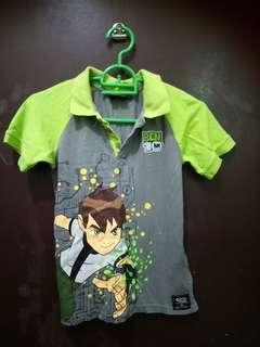 Ben10 Tshirt H