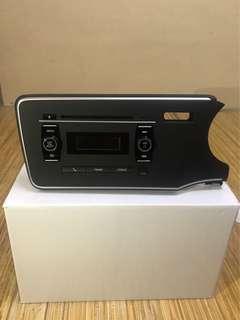 Honda City Audio System