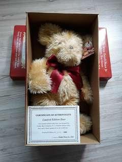 🚚 限量版泰迪熊