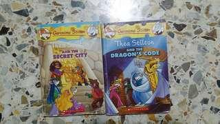 Geronimo - Thea Stilton