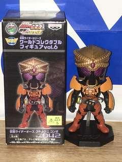 🎉日版 WCF 幪面超人 Kamen Rider KR-042 OOO BURAKAWANI 1⃣️款(SHF 真骨彫 SIC 匠魂 RAH 極魂 RMW 名將 ONE PIECE 海賊王 XPLUS 龍珠 大蛋 DWC 超合金魂 Kubrick Bearbrick POP EXQ SDX)