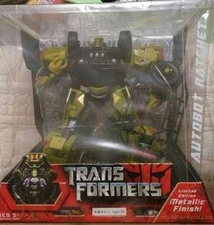 變形金剛 Transformers Ratchet