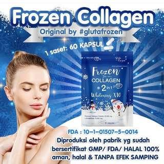 Frozen Collagen ORIGINAL Gluta Frozen