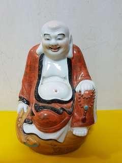 Vintage Laughing Buddha (18cm)