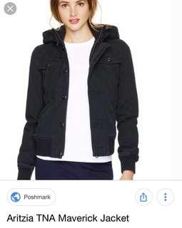 Aritzia Bomber Jacket -worn once