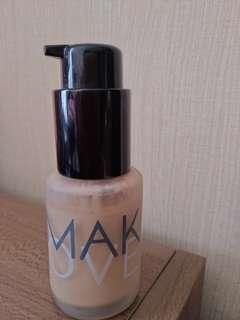 Make Over Ultra Cover and Liquid Foundation
