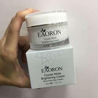 澳洲Eaoron水光針水晶美白素顏霜50ml