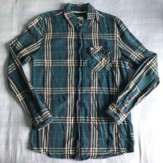 Cotton On Vintage Check L/S Shirt