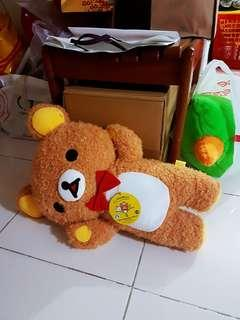 S> Rilakkuma - 15th Anniversary Fluffy Plushy XL Premium