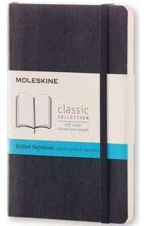 Moleskine Dotted Notebook A6