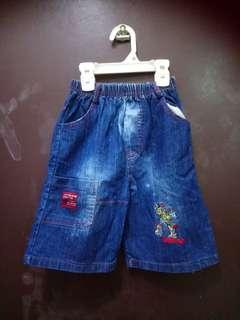 Boy Shorts 3-4y H