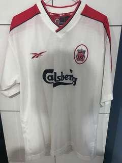 Liverpool Vintage Away Jersey
