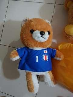 S> Mametaro 豆太郎 in No.1 Jersey Costume Plush