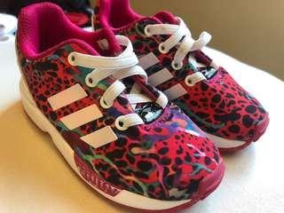 🚚 Adidas 女童球鞋 size:13cm