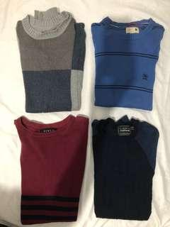 Sweaters for sale (Repriced!!!)