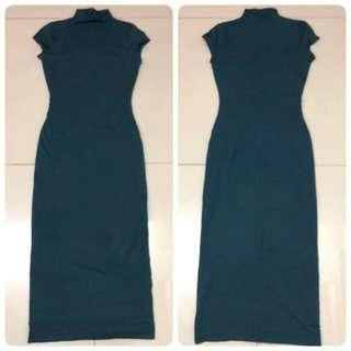 Doublewoot  Dikatamax Dress (Teal)