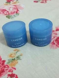 (NEW) Laneige Special Care - Water Sleeping Mask (1pcs)