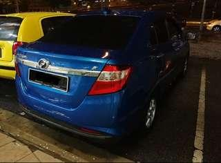 Perodua Axia dan Bezza for rental