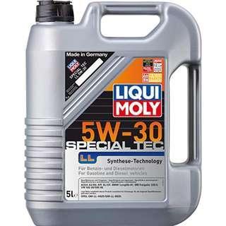 CLEARANCE Liqui Moly Special Tec 5w30 5L