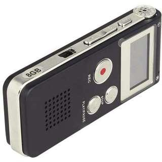 Audio Recorder for Lectures/Meetings/Interviews and MORE !!