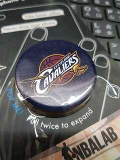 PopSockets泡泡騷 手機氣囊支架-NBA騎士