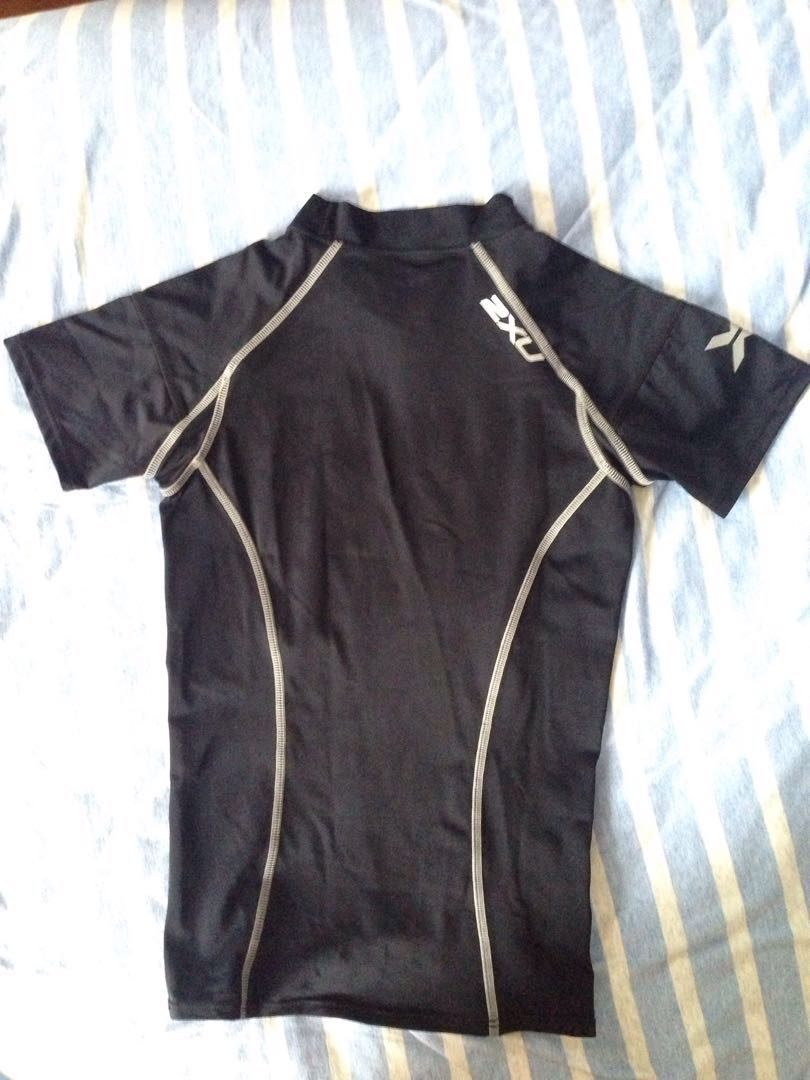 bb422ae11bb59 2XU Compression Top For Her, Sports, Sports Apparel on Carousell