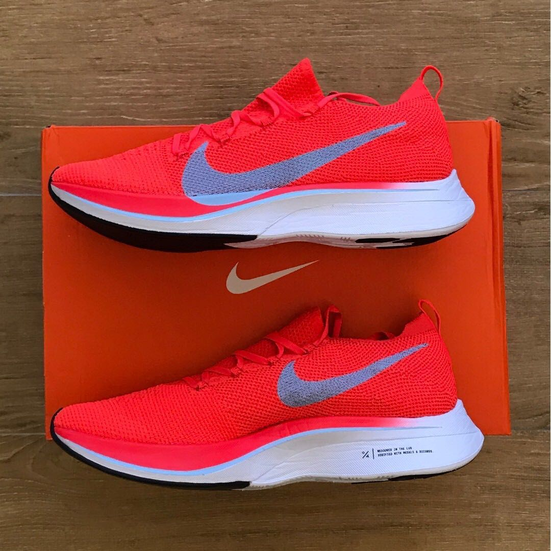 53a49c43fe09 官網購有單UK9 US10 Nike VaporFly 4% Flyknit - NEW UK9  US10   EUR44 ...