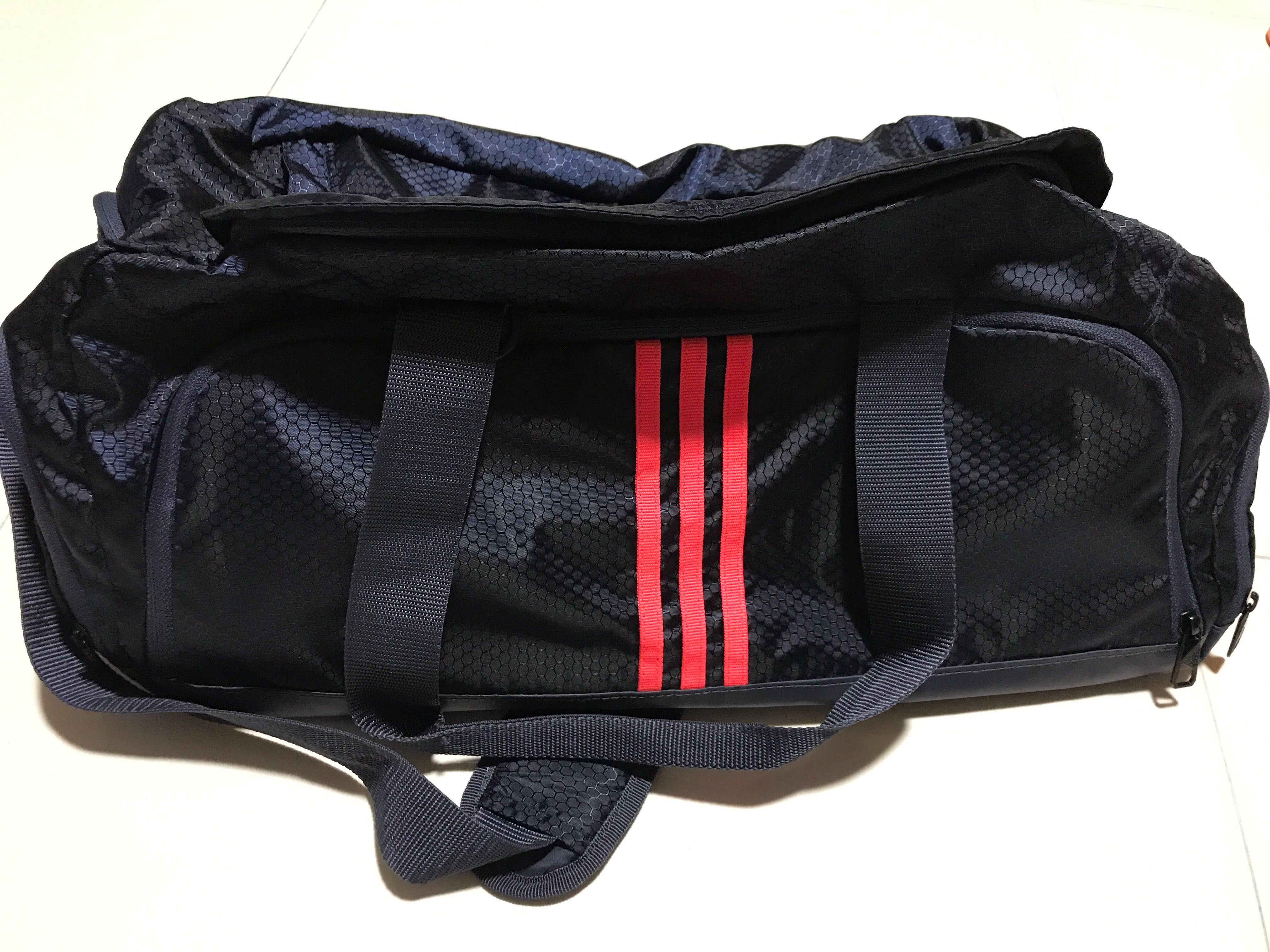 2edbebd915 Adidas Duffel Gym Bag (New)