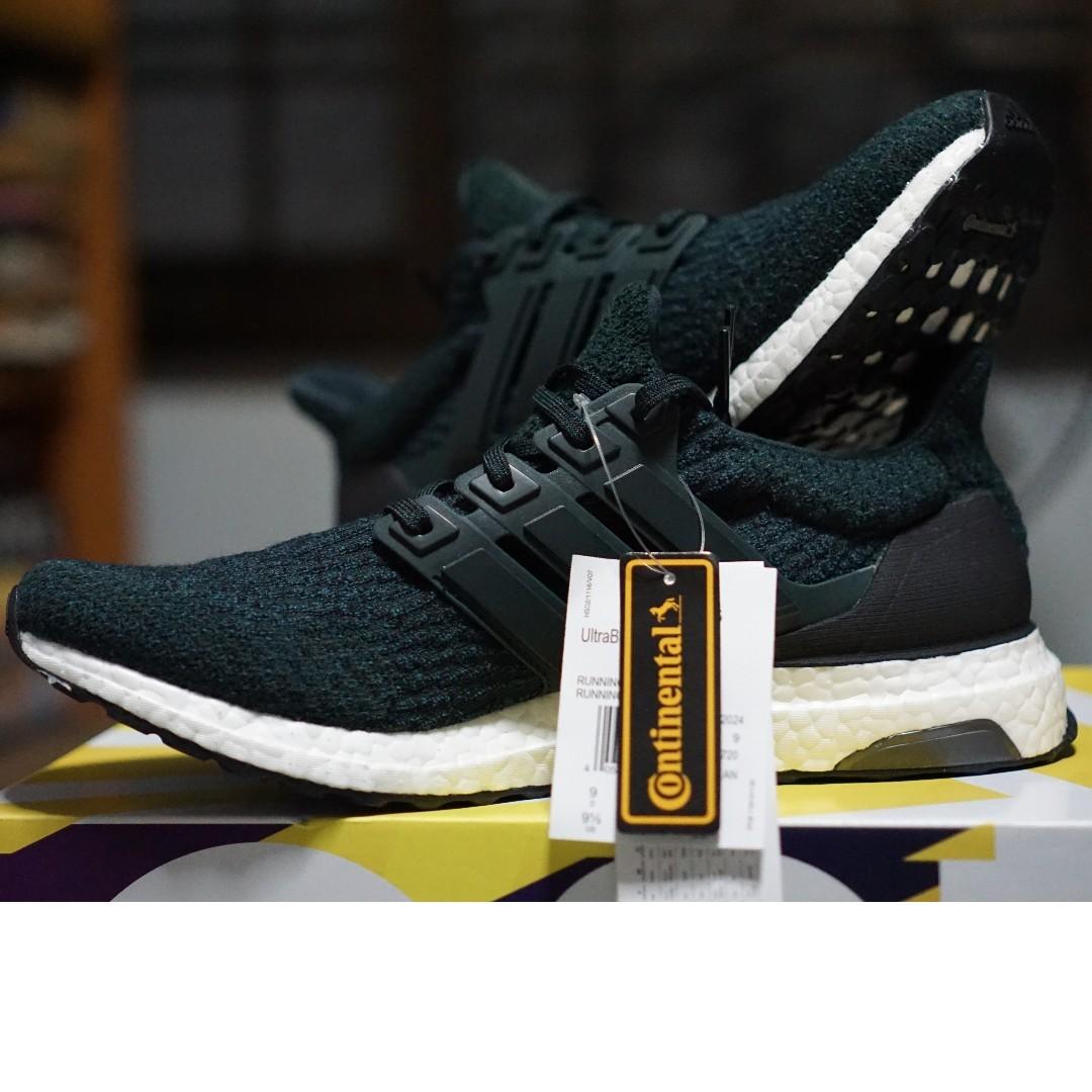 13d97c40479f3 Adidas UltraBoost 3.0 Dark Green (UK9
