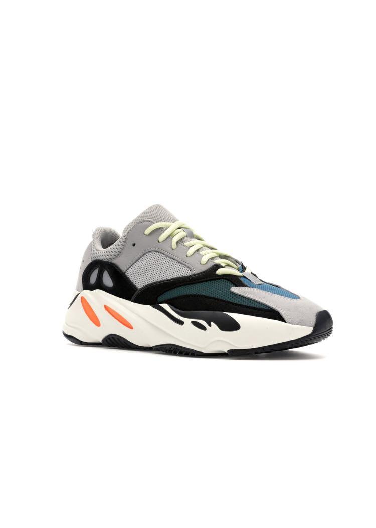 5be10dd9b adidas Yeezy Wave Runner 700 Solid Grey