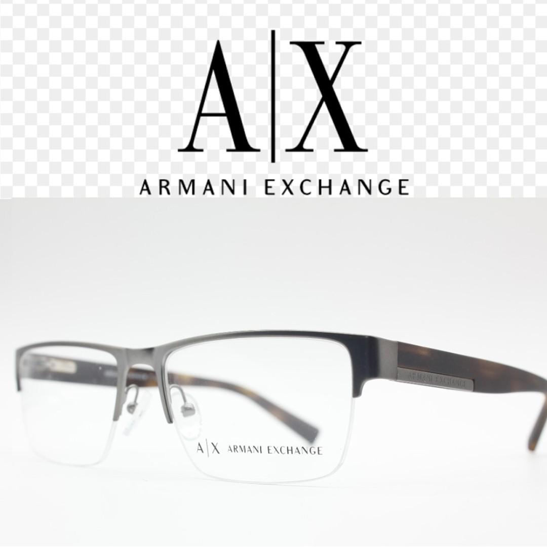4938bb8d7b9 Armani Exchange Frame + Transition Lens