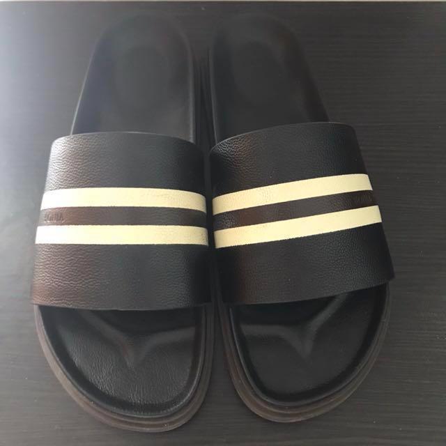8d5068a1ab8f Authentic Bonia Men Leather Sandals