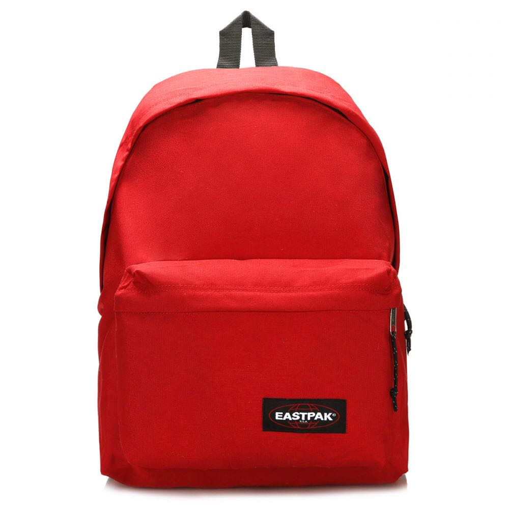Authentic Eastpak Backpack (red)